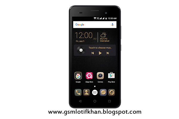 Qmobile i6 metal one 6.0 firmware file free download